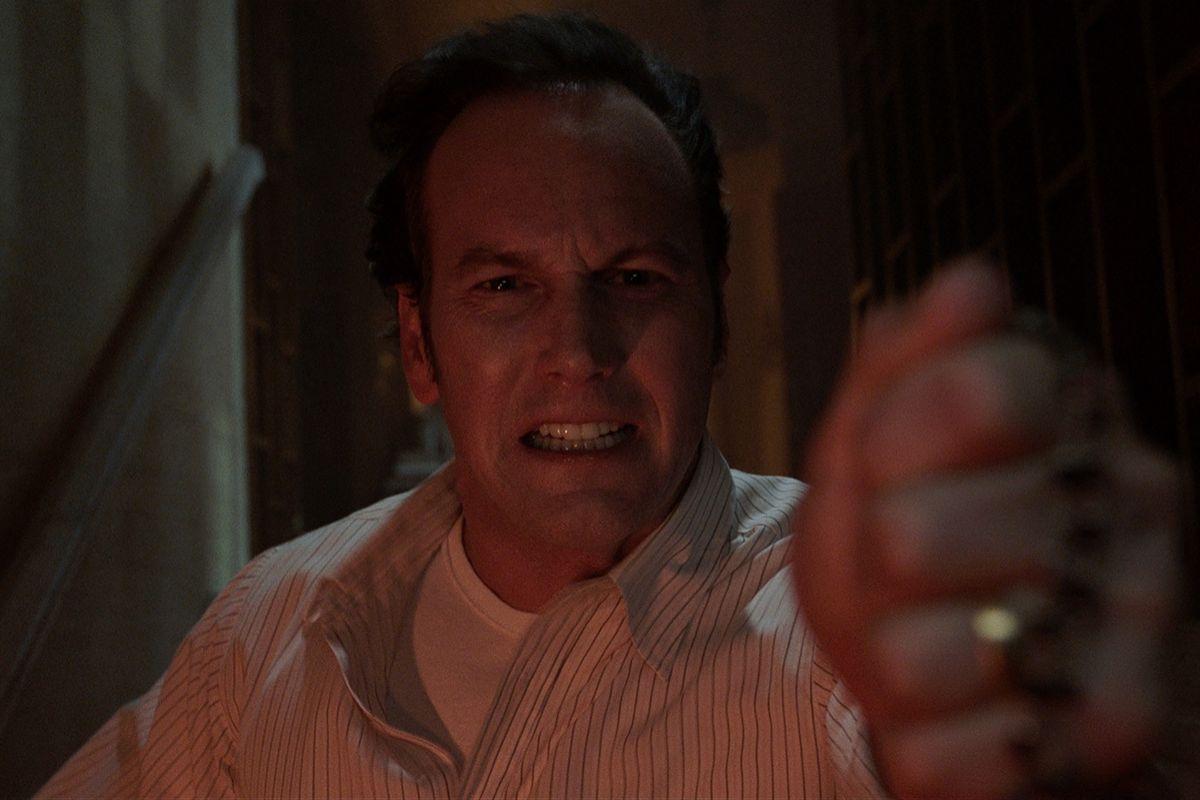 Ed Warren (Patrick Wilson) vuelve a hacer frente al Mal.