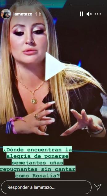 Mercedes Milá se ceba con Rocío Flores por un detalle de su físico