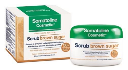Por que deberías usar una exfoliante corporal antes de exponerte al sol (y durante, y después): Scrub Brown Sugar de Somatoline