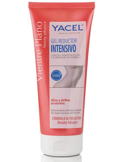 Gel reductor intensivo, de Yacel.