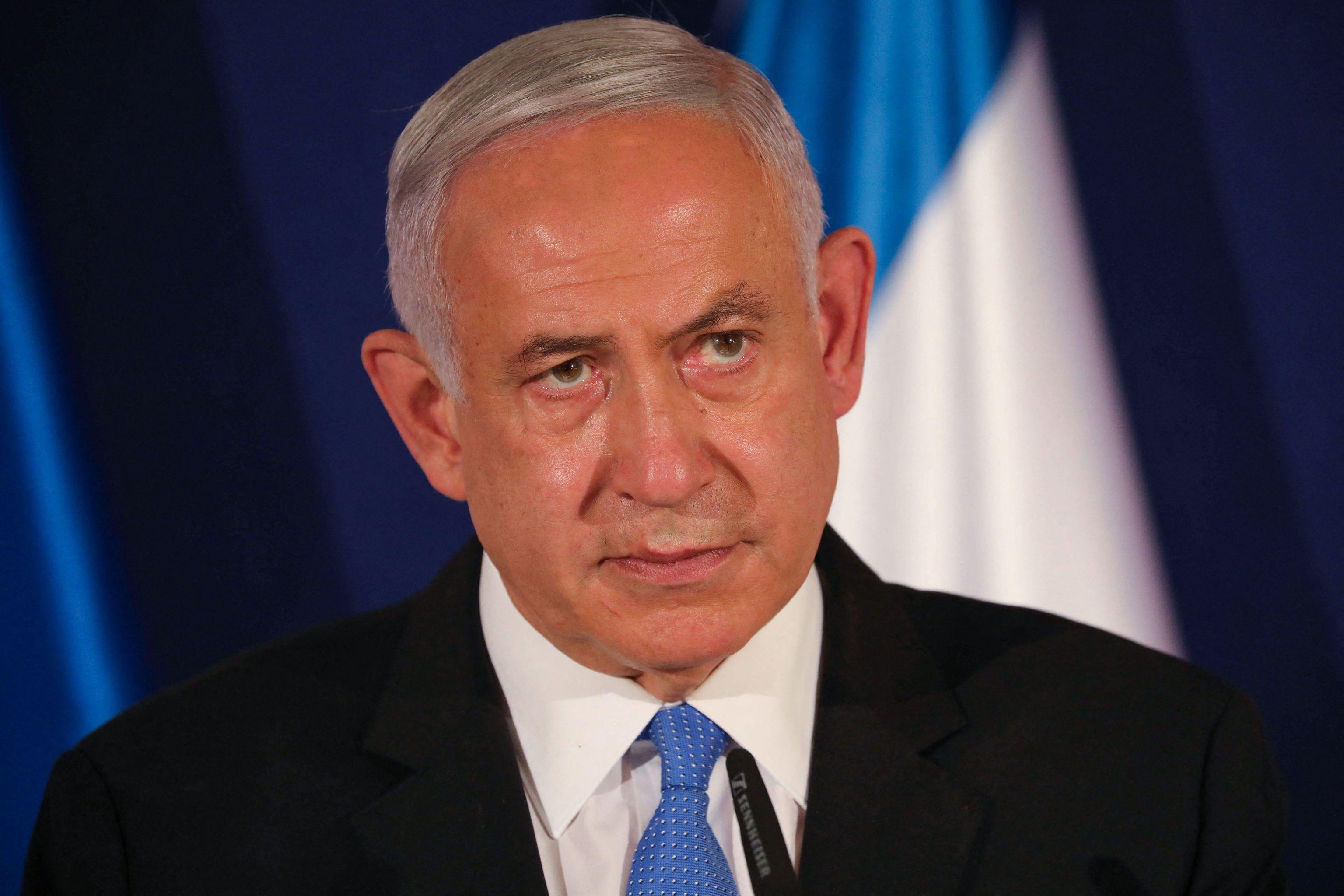 Benjamin Netanyahu, en marzo.