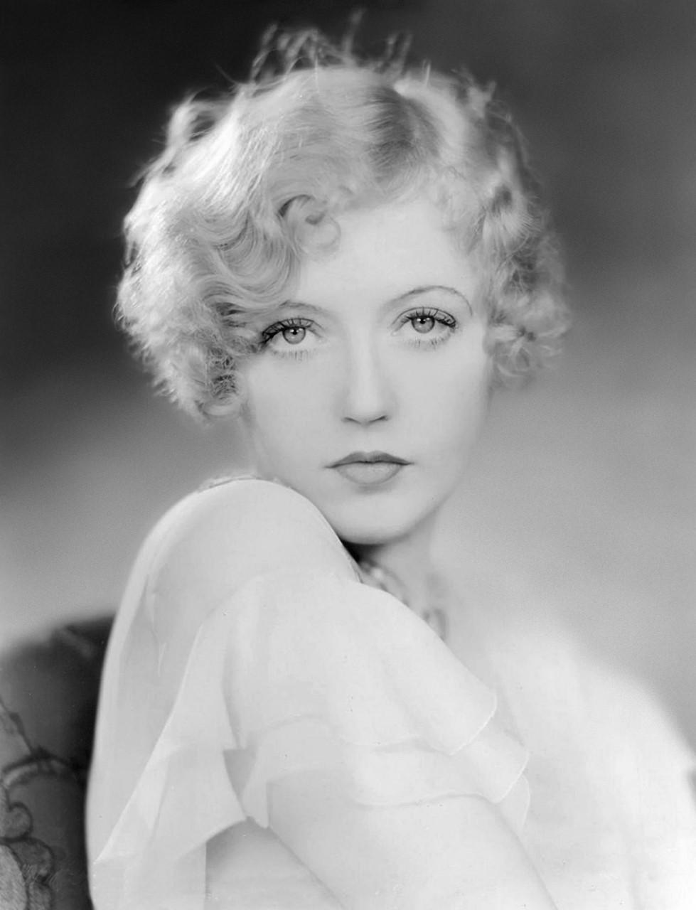 Marion Davis en una imagen de archivo.
