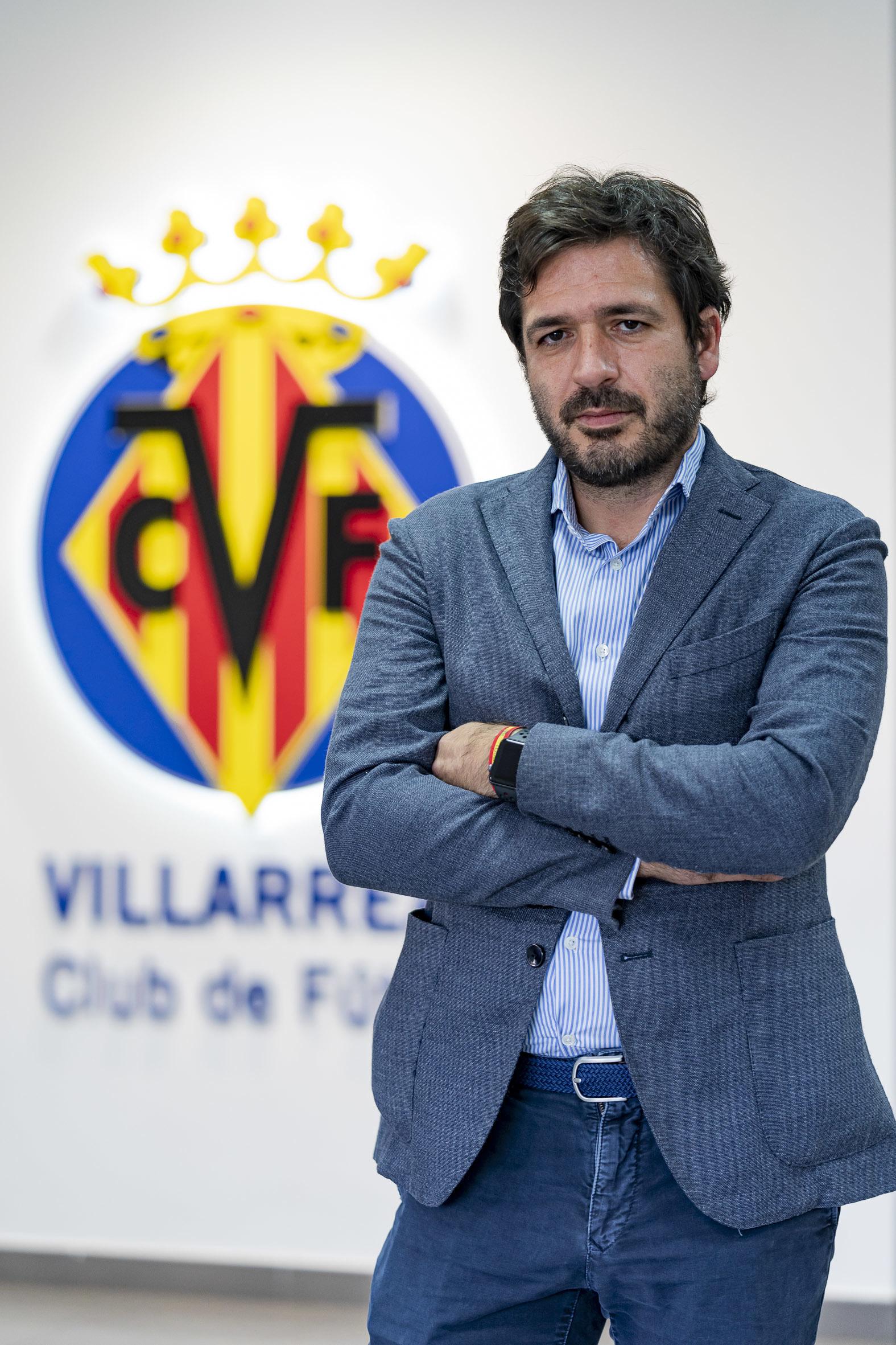 Fernando Roig Negueroles, consejero delegado del club .
