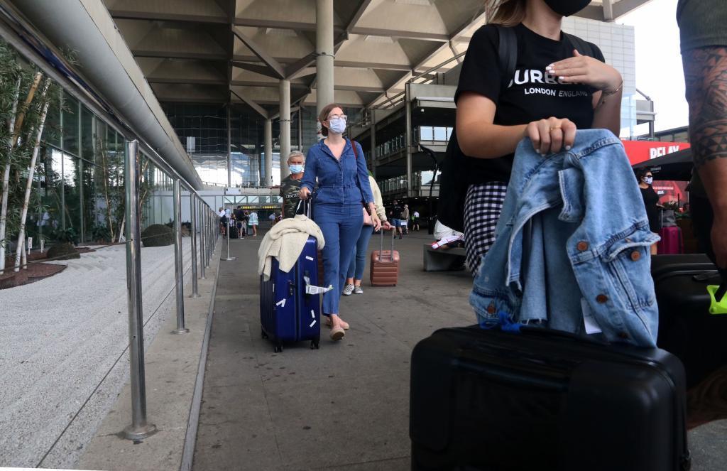 La UE vuelve a restringir los viajes por turismo desde EEUU por el Covid