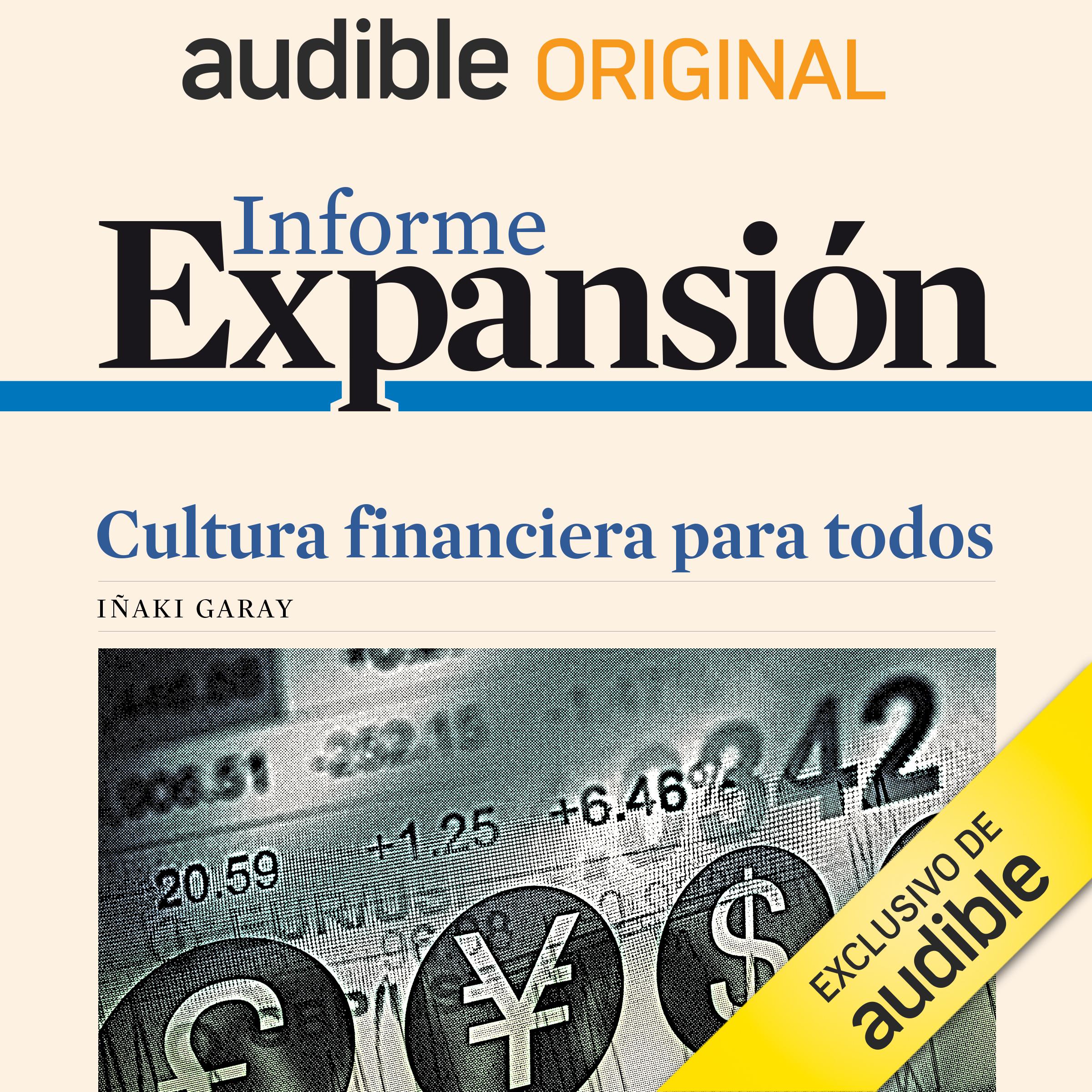 Cover del pódcast 'Informe Expansión'
