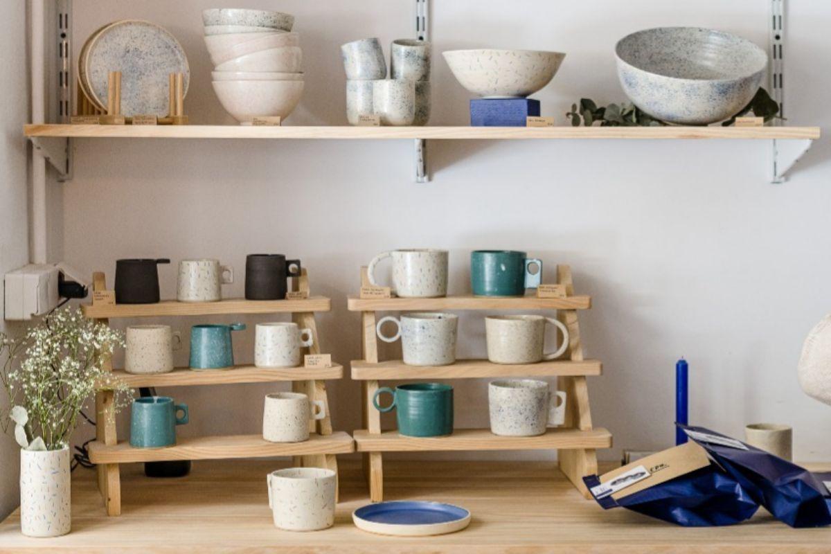 Clarina Ceramics.