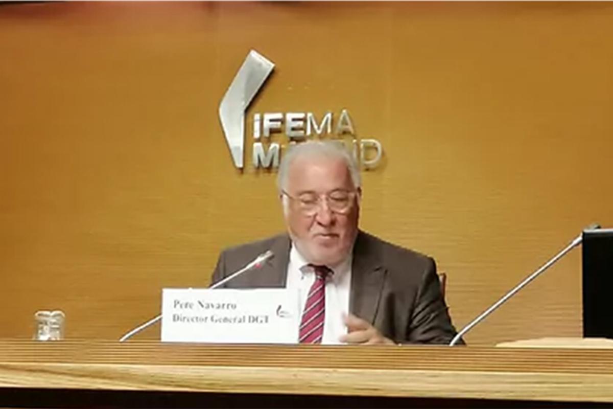 """Pere Navarro, director de la DGT: """"España no tiene un problema de etiquetas"""""""