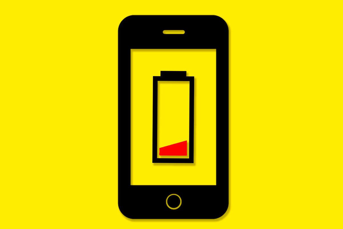 La batería de tu móvil se resiente cuando utilizas estas aplicaciones.