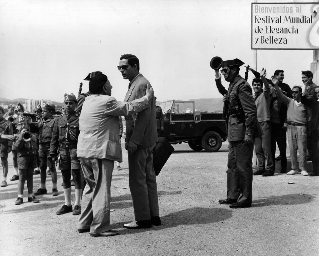 Fotografía de 'El Verdugo', 1963.
