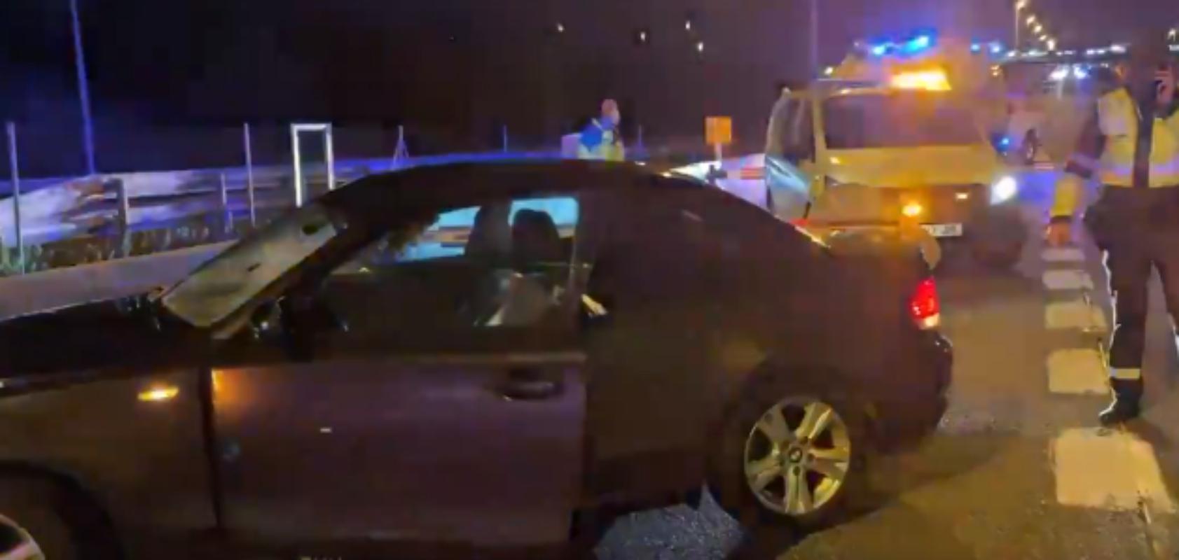 Detenido el conductor que ha causado el atropello mortal de la A-6, en Las Rozas, tras dar positivo en drogas