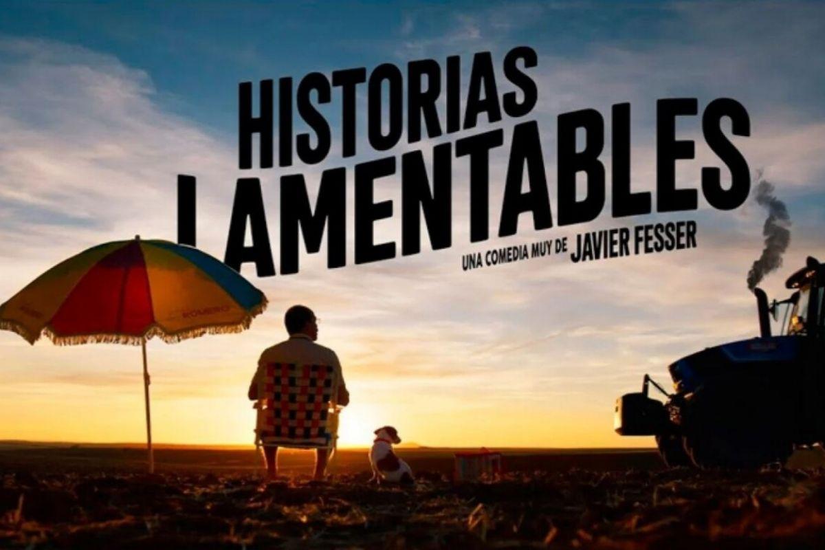Imagen promocional de 'Historias lamentables'.