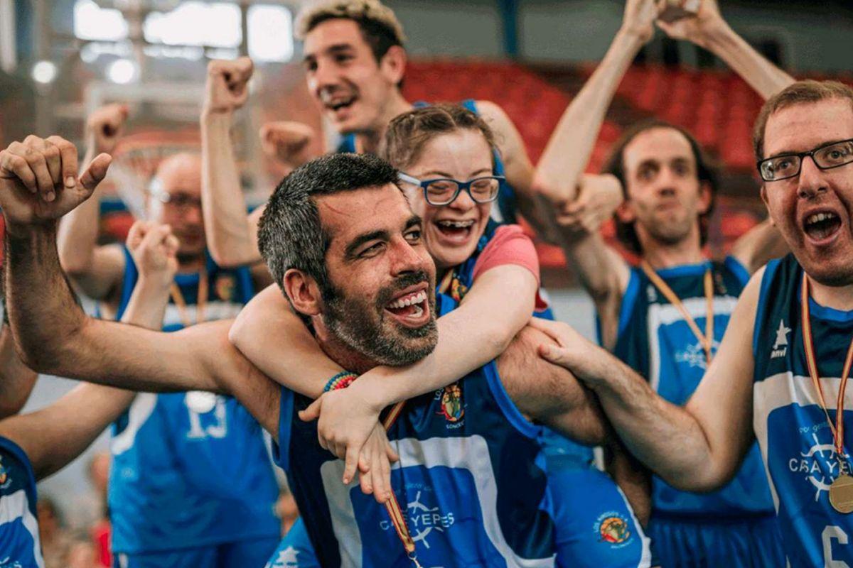 Imagen de 'Campeones'.