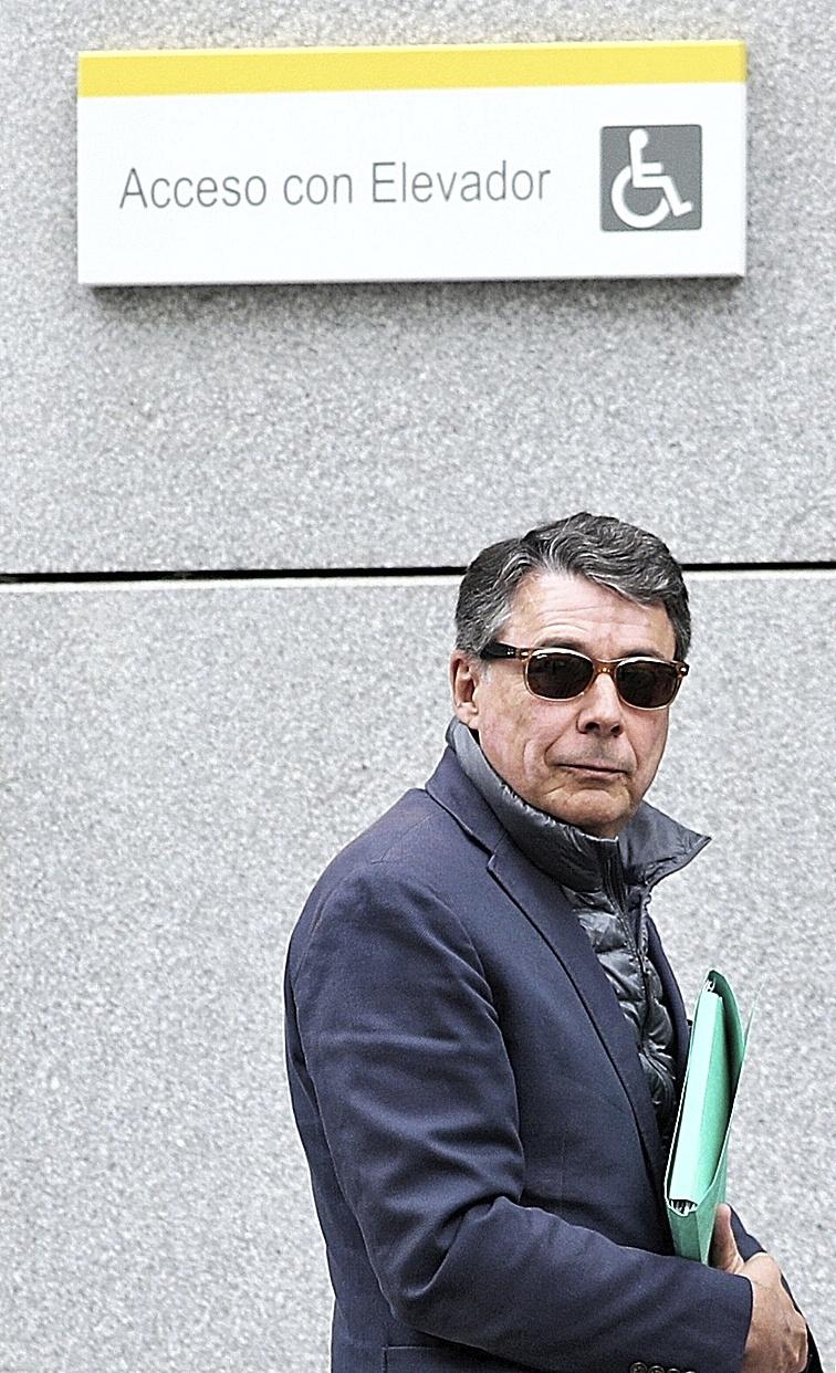 Abren juicio a Ignacio González por la adjudicación del tren de Navalcarnero