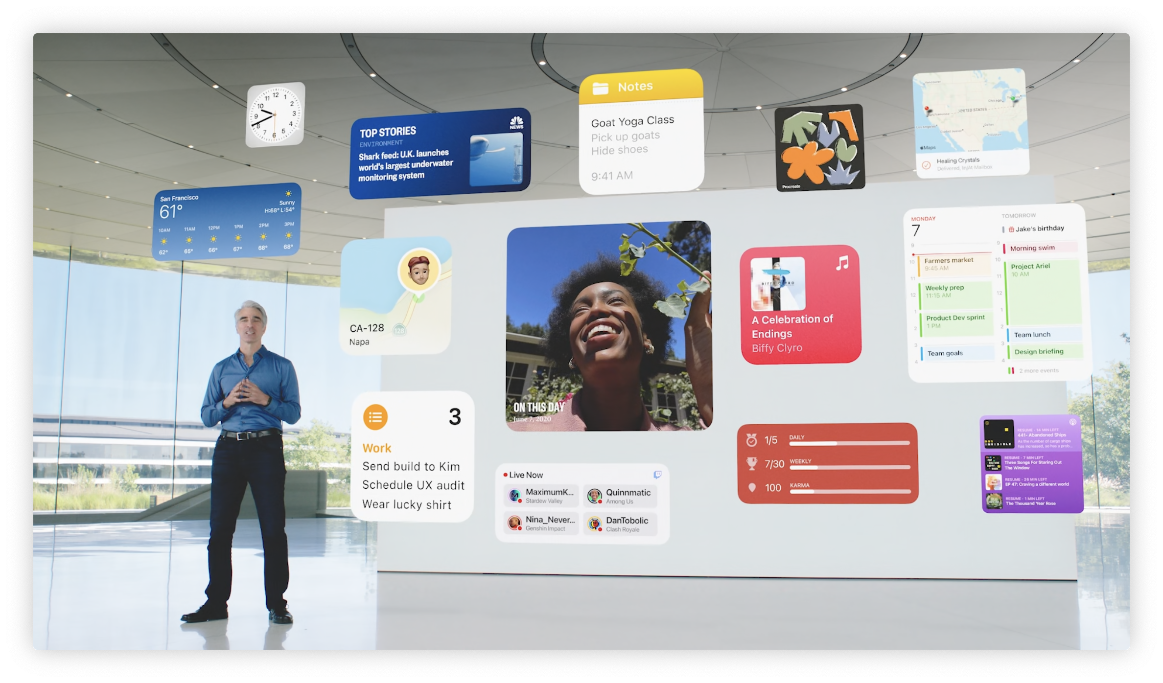 Apple va a por Zoom con nuevas funciones para colaborar usando su herramienta de videoconferencia FaceTime