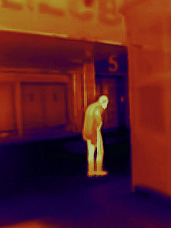 Imagen de la serie realizada durante la pandemía