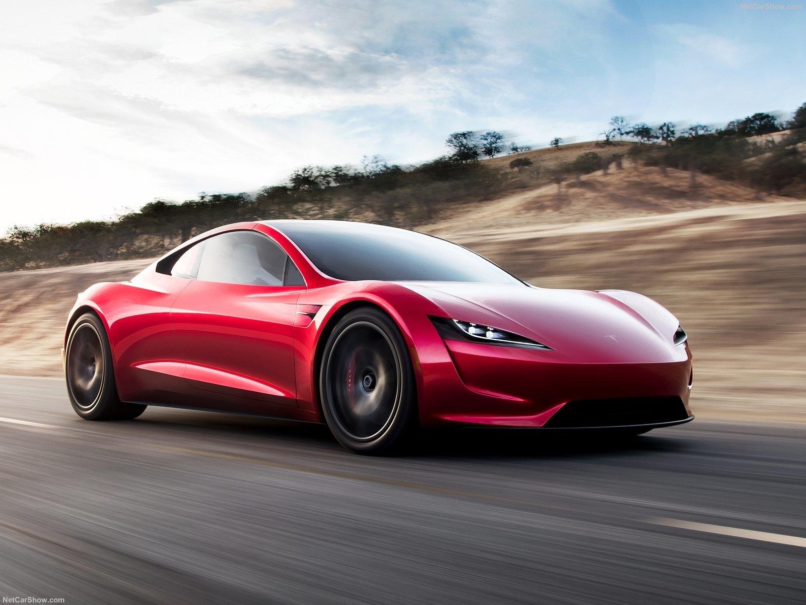 El Tesla Roadster se vendera en 2022 por unos 200.000 euros