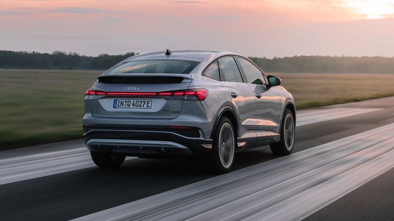Probamos el Audi Q4 Sportback e-tron 50 quattro: la fórmula eléctrica del éxito