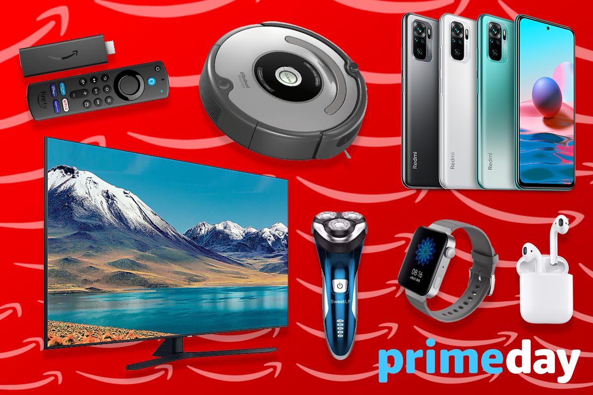 Amazon Prime Day 2021: Las mejores ofertas previas al gran día de descuentos