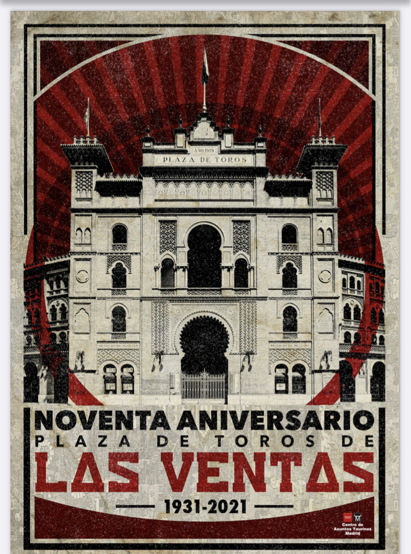Madrid conmemora el 90 aniversario de Las Ventas con una exposición única de Pablo Cobos