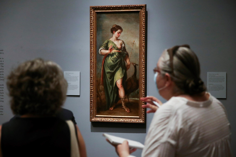 'La diosa Juno', de Alonso Cano.