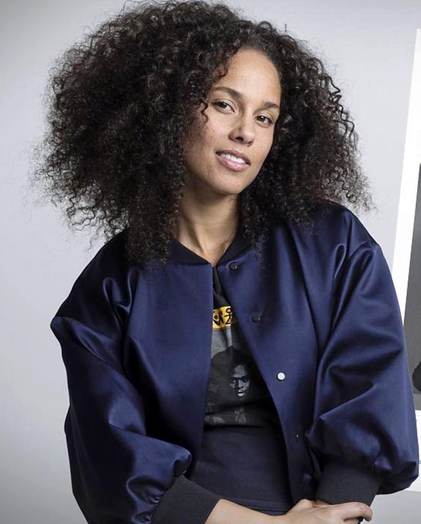 Alicia Keys, en una imagen reciente.