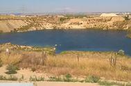 Una imagen de las lagunas donde ha muerto ahogado el menor.