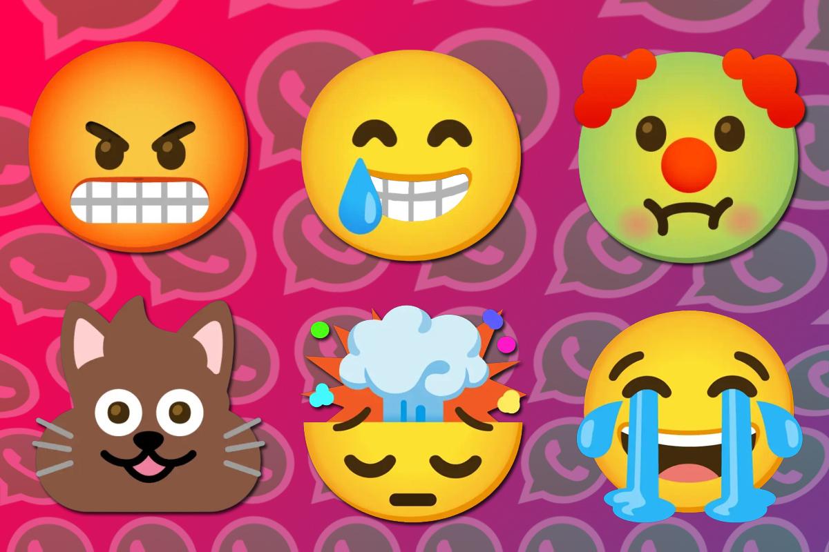 Así puedes mezclar emojis en WhatsApp