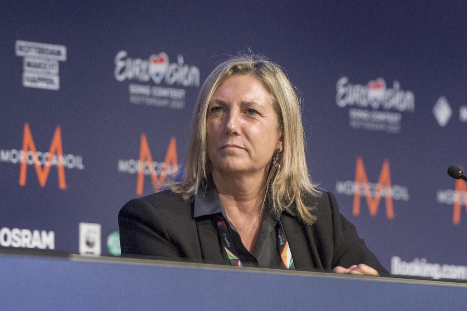 Ana María Bordas, nueva directora de entretenimiento de RTVE