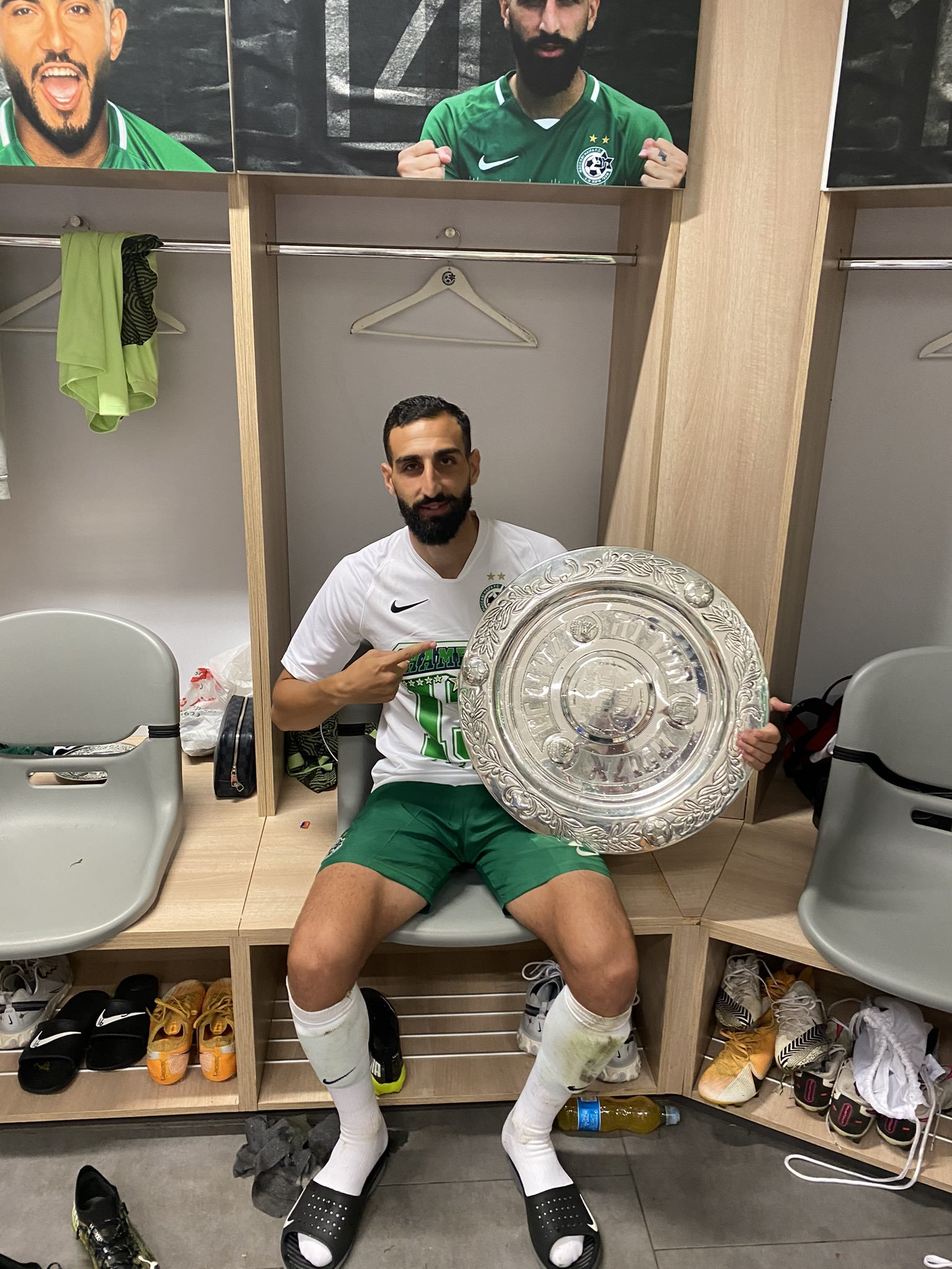 """José Rodríguez, jugador del Maccabi Haifa: """"La gente habla de Israel desde la ignorancia"""""""