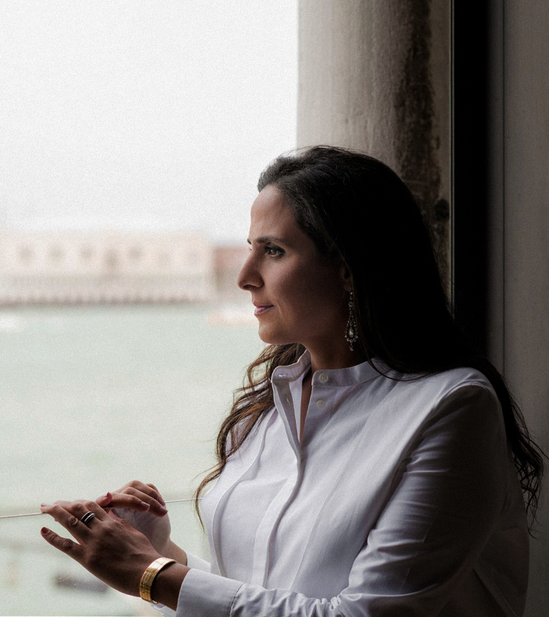 """La jequesa Al Mayassa, la mujer más poderosa en el mundo del arte: """"La plena participación femenina es una cuestión de principios"""""""