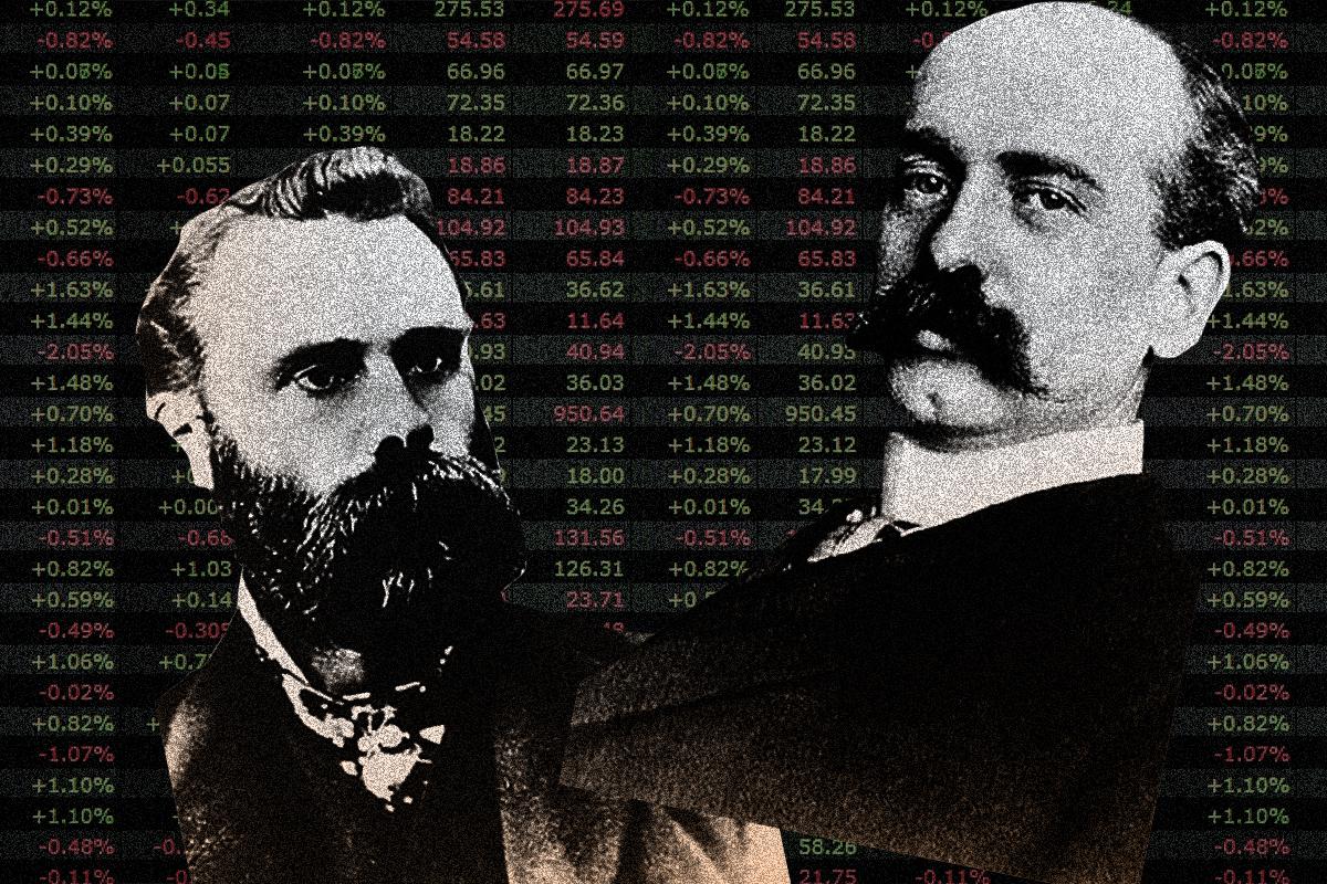 Una breve historia del Dow Jones