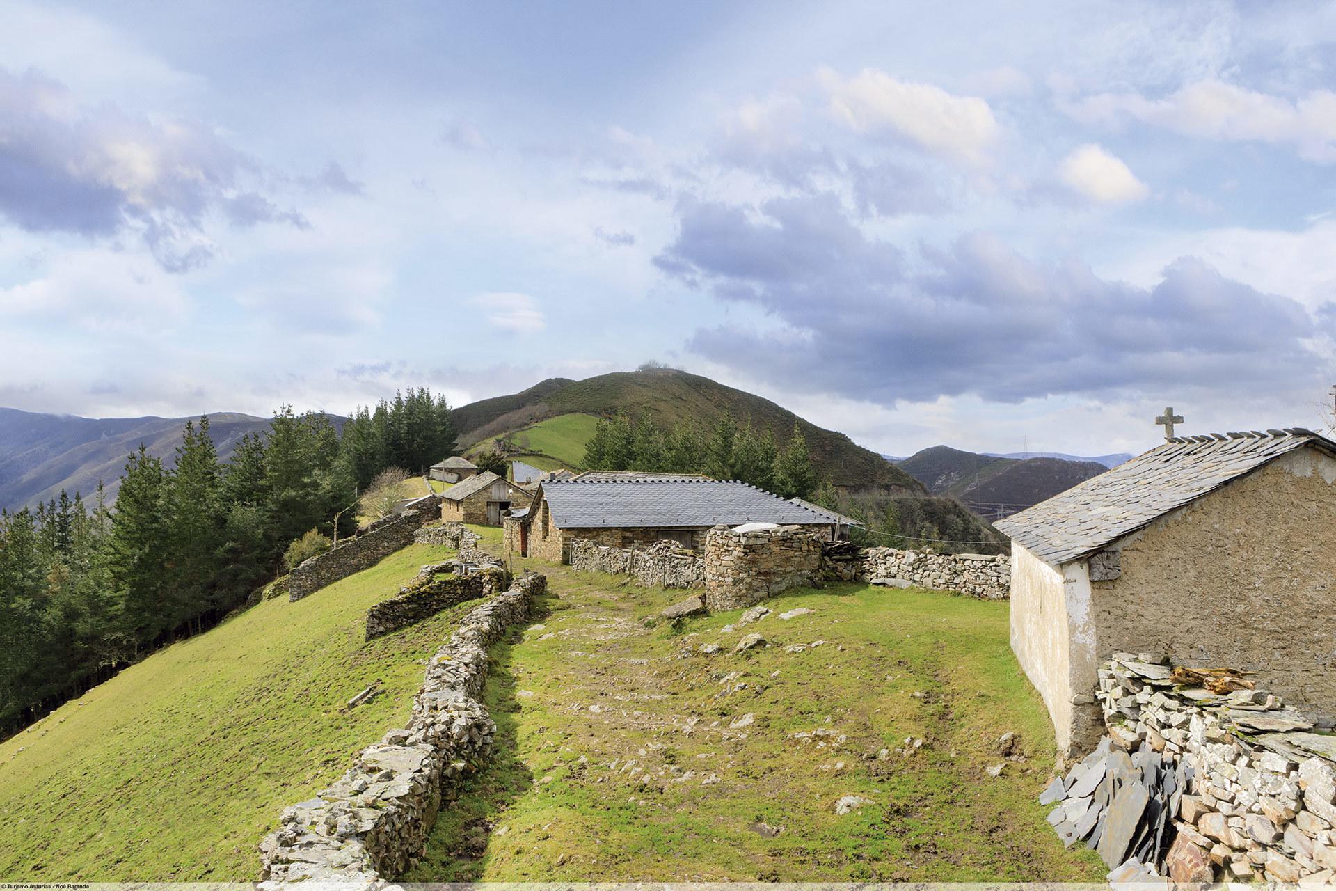 Ermita de Santiago - Montefurado. Jesús Alfaro.