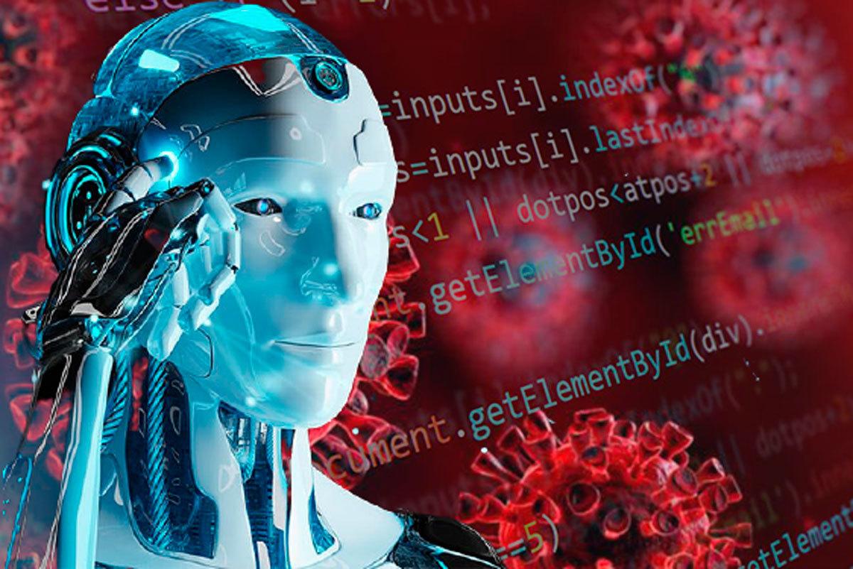 La Inteligencia Artificial ha sido entrenada usando tomografías computarizadas de pacientes con Covid.