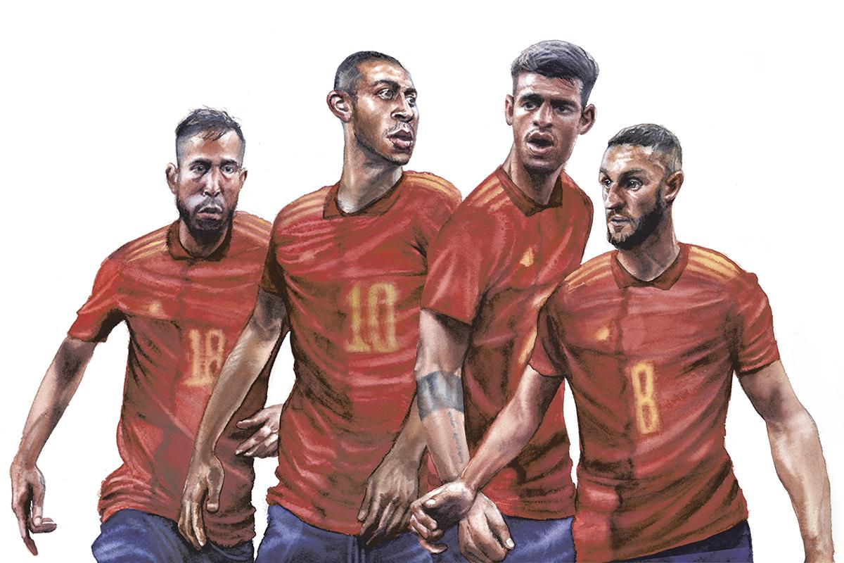 """España, ante la Eurocopa del miedo: """"Un día te dicen una cosa y al día siguiente la contraria"""""""