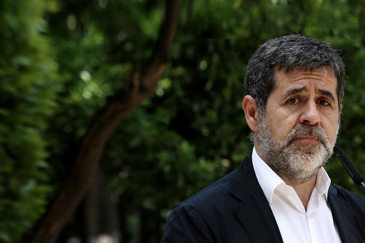 El secretario general de JxCat, Jordi Sànchez.
