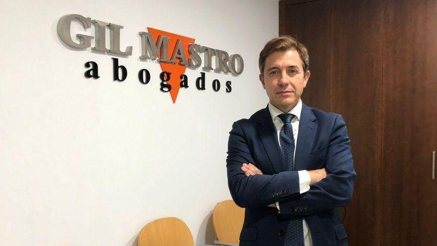 El abogado que ha llevado la demanda, Eduardo Gil Mastro.