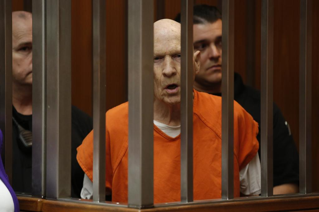 Joseph James DeAngelo, el asesino de Golden State