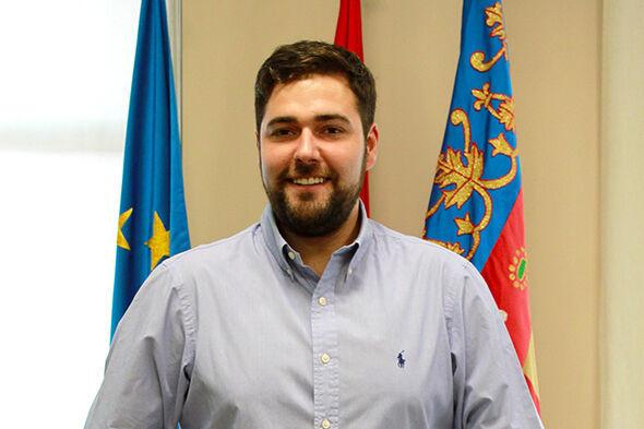 El alcalde de Rafelbunyol, Fran López.
