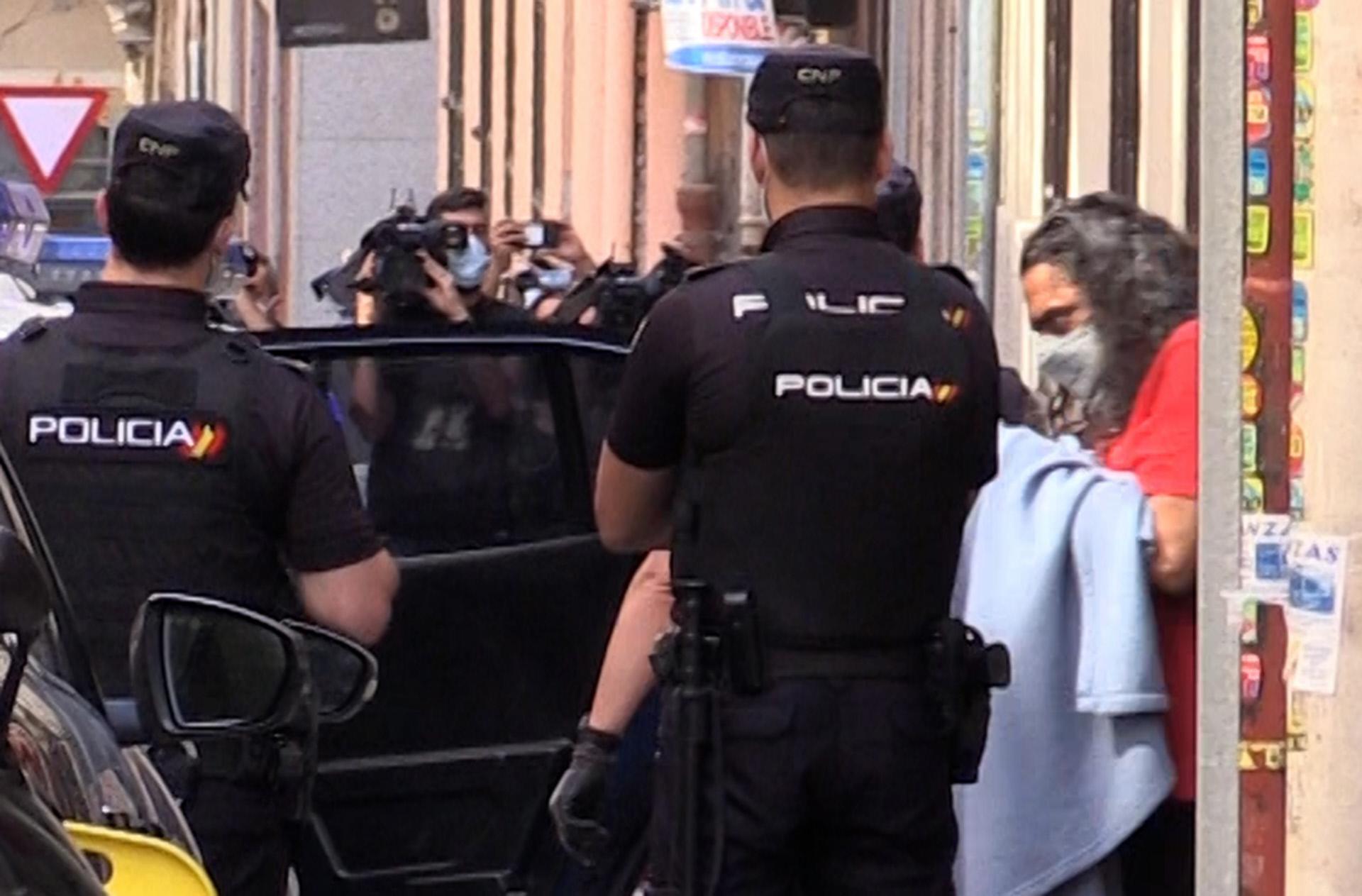 Diego El Cigala, detenido por violencia de género tras las denuncias de su  mujer   Famosos