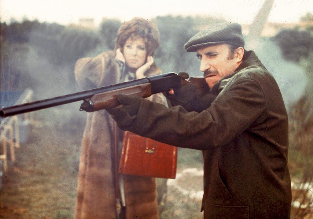 Fotograma de la película 'La escopeta nacional'.