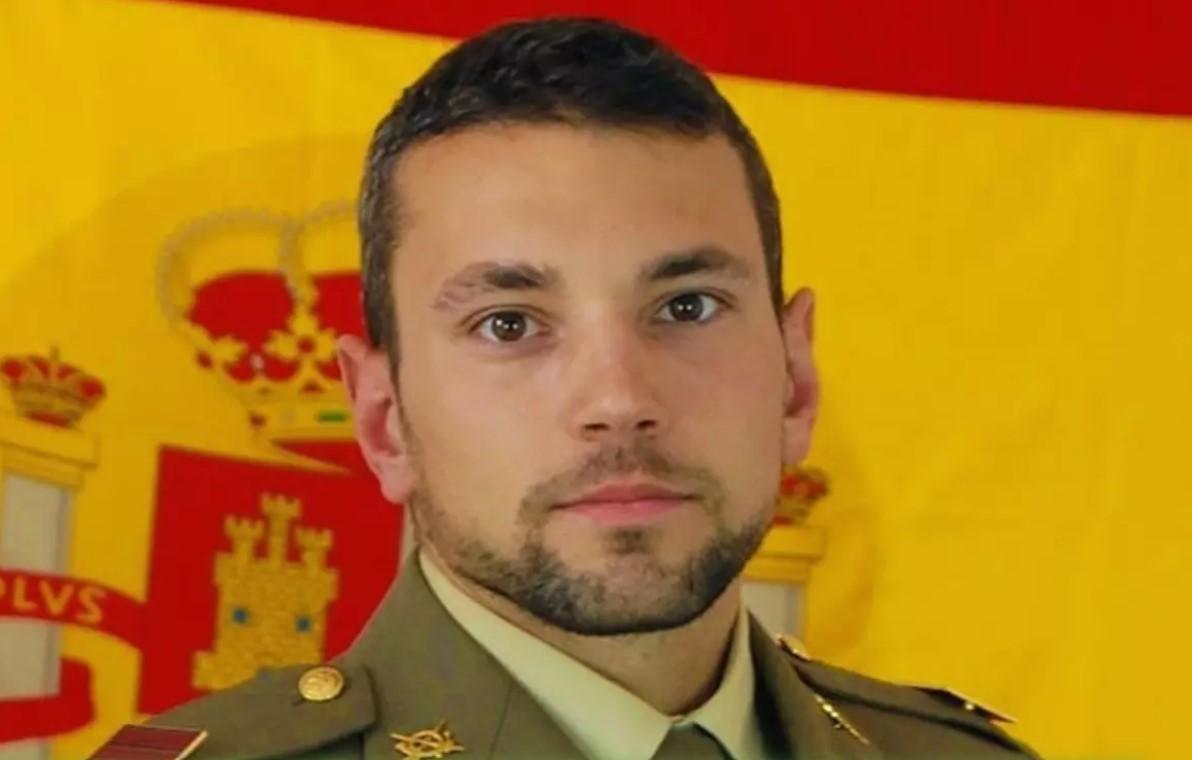 El sargento Rafael Gallart Martínez, de 34 años.