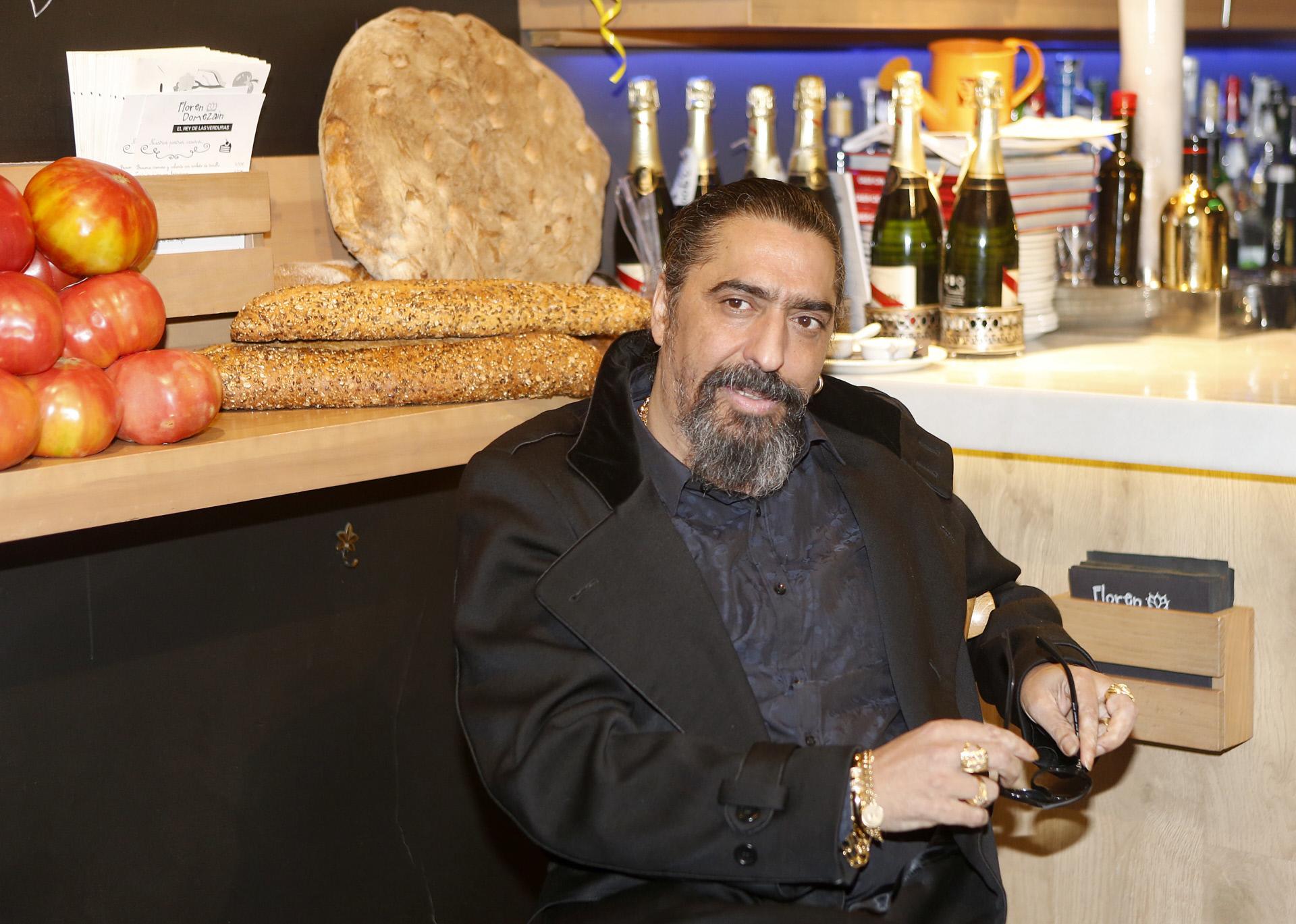 Diego El Cigala.