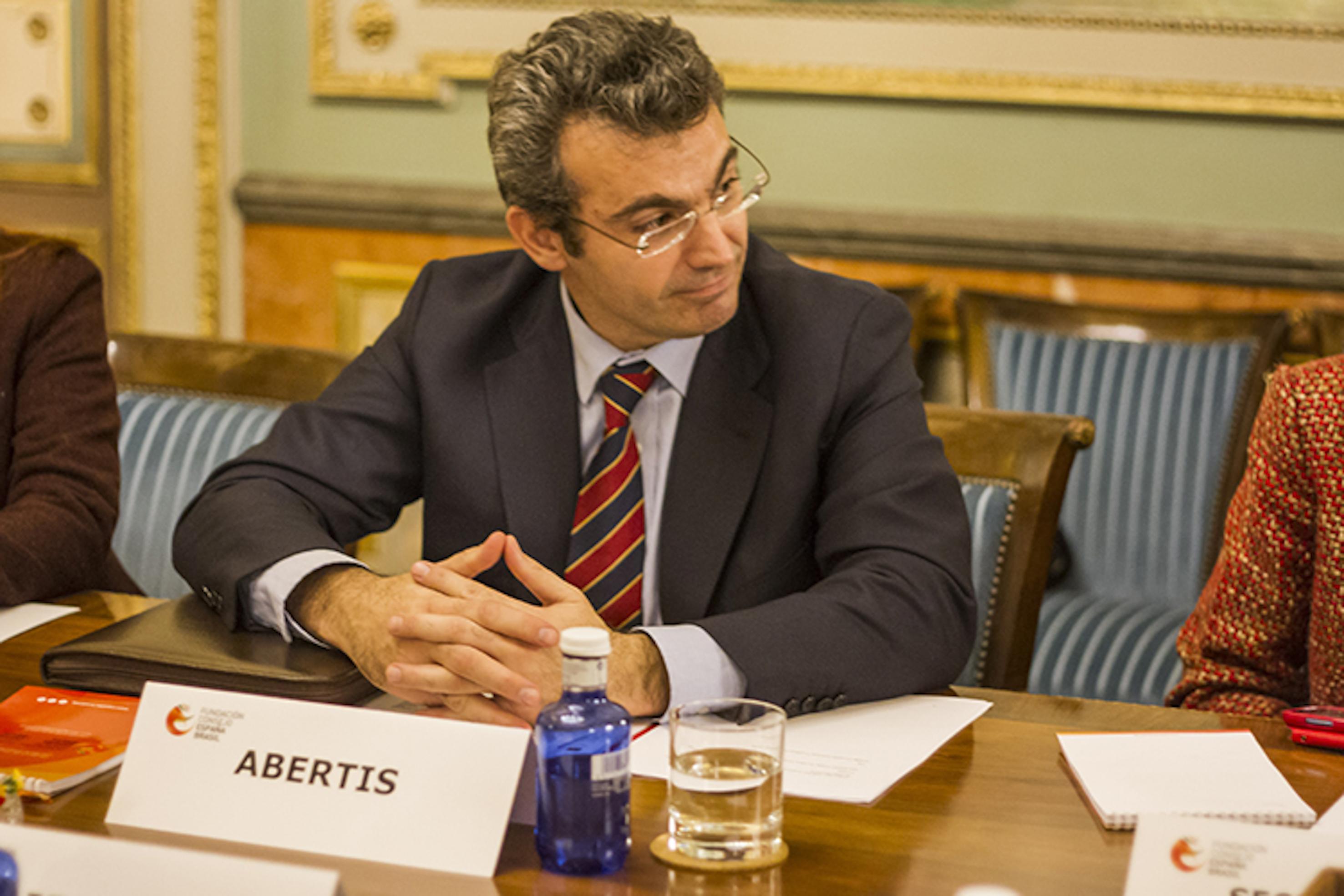 Alejandro Colldefors, presidente del Consorcio del AVE a La Meca.