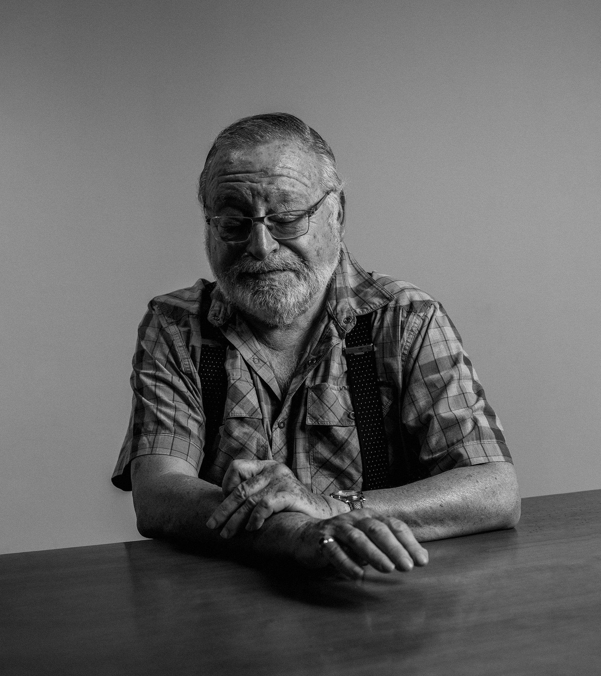 Fernando Savater, retratado en 2019. ANTONIO HEREDIA