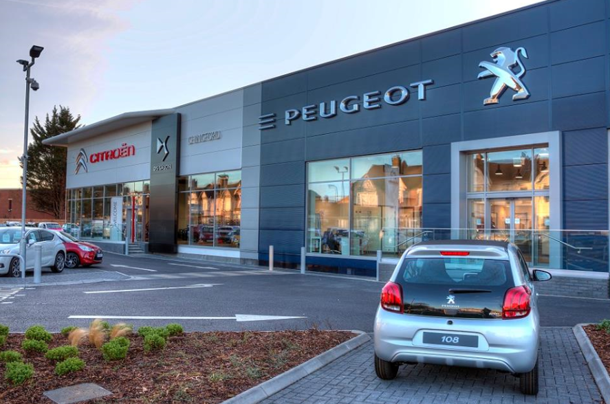 Peugeot and Citro dealer