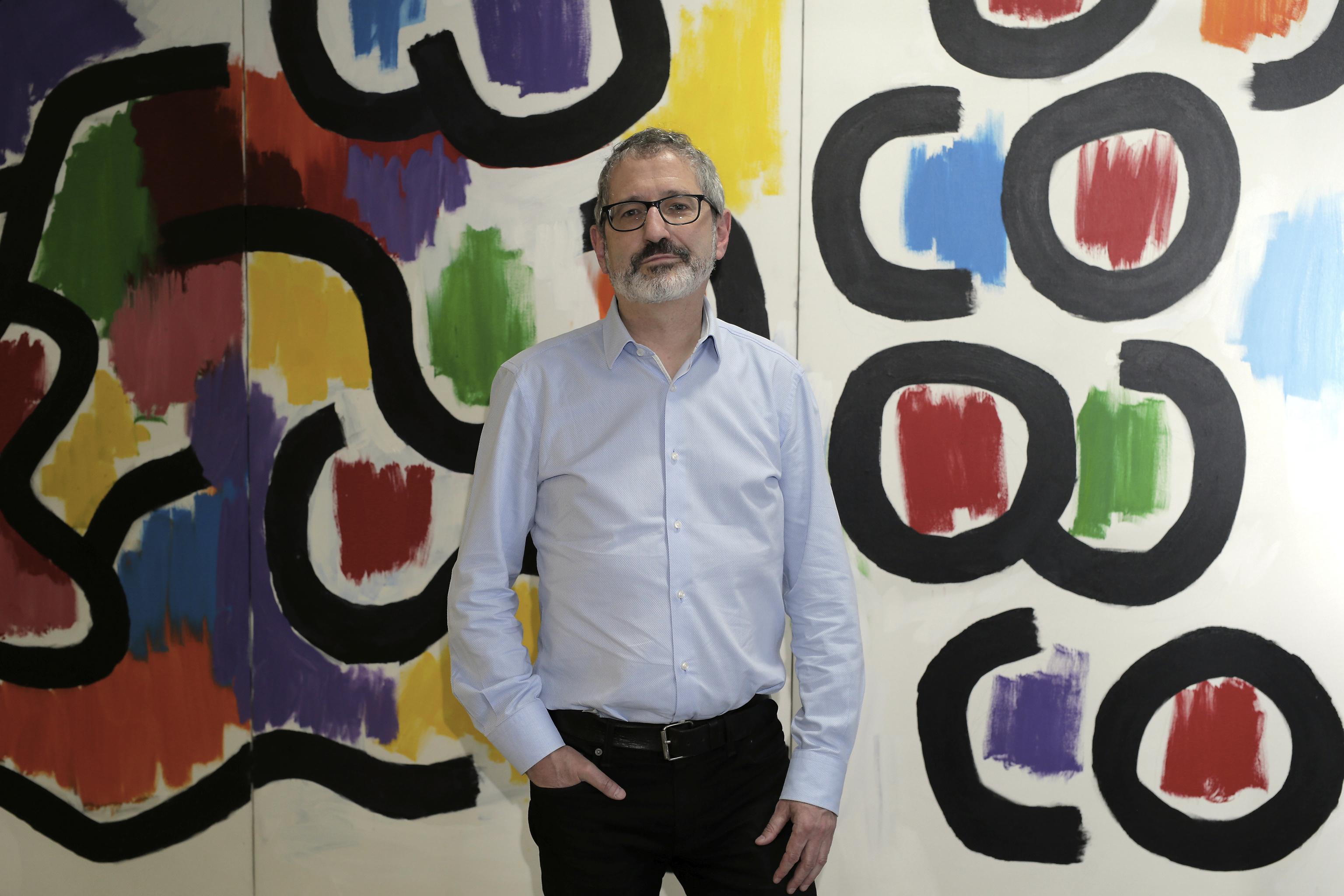 """Carlos Martín Urriza: """"La vivienda en propiedad es volver a los modelos franquistas de propietarios y no de proletarios"""""""