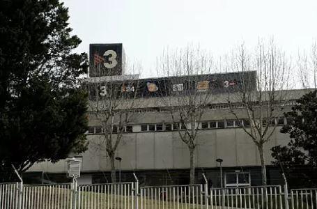 Estudios de TV3.
