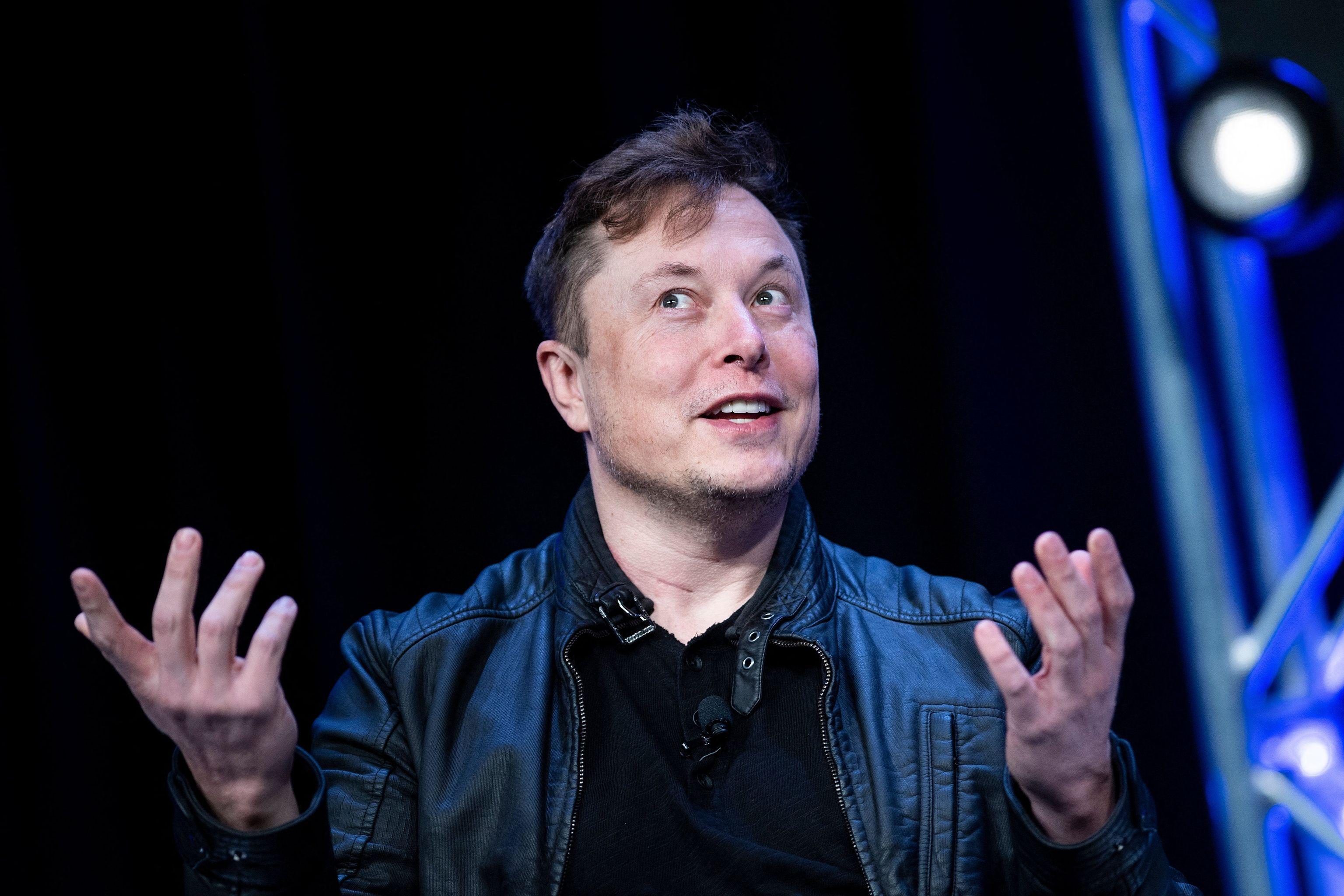El fundador de Tesla, Elon Musk, en una imagen de archivo.