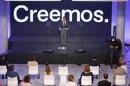 Pablo Casado, en la presentación  de la Convención Nacional del PP.