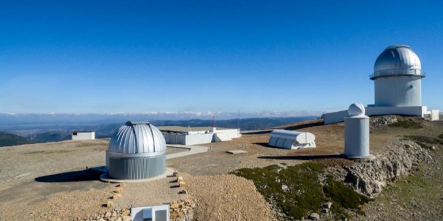 Centro de Estudios del Cosmos en Javalambre (Teruel)